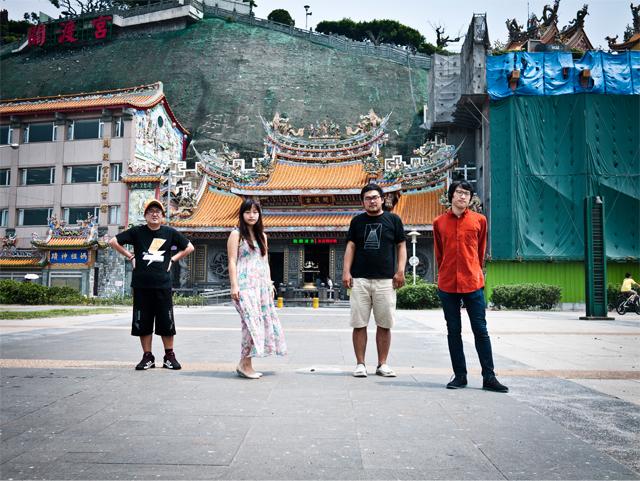 [台灣] 包子虎推出第二張專輯《所在》 11月巡迴演出