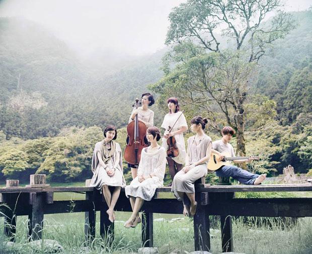 [台灣] Cicada新專輯《邊境消逝》 首演在野台開唱