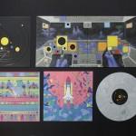 黑胶狂热!从封套、唱片封面到音乐都精心设计的计划-Vinyl Moon Project