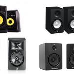[2016 Homestudio入門推薦]  4款CP值高的監聽音箱推介