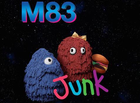 法國電音樂團M83第7張專輯《Junk》推出!趕快聽~