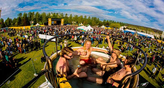 冰島Secret Solstice Festival看Radiohead 不如考慮選購一百萬美金的門票~