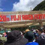 [音樂節報告] Fuji Rock Festival 富士音樂祭 – People, Music, Energy